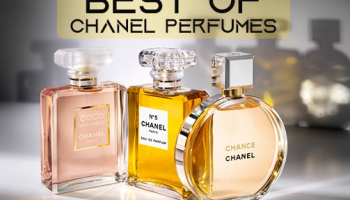 5 Best Chanel Perfumes For Women
