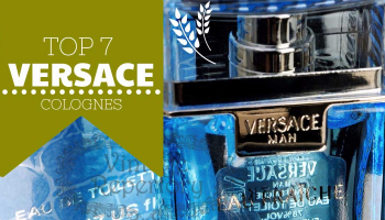 Top 7 Best Versace Colognes